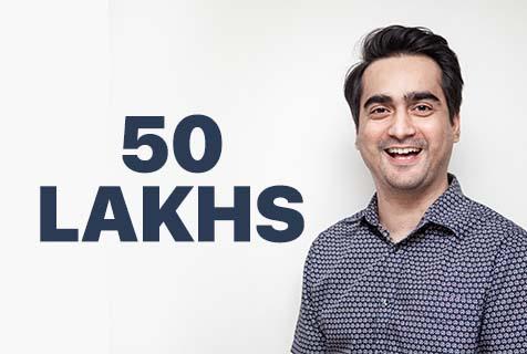50 Lakhs Term Insurance