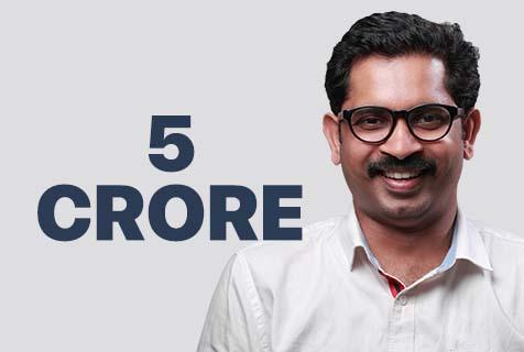 5 Crore Term Insurance