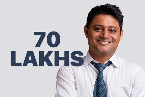 70 Lakhs Term Insurance