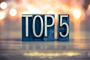 Top 5 Health Insurance Companies